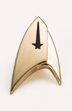 Star Trek Discovery - Lapel Pin Com