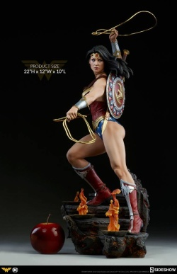 DC Comics - Wonder Woman Premium Fo