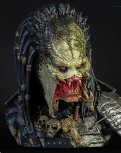 Aliens vs Predator Requiem Bust 1/1
