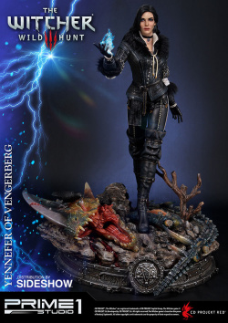Witcher 3 Wild Hunt Statue Yennefer