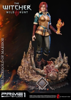 Witcher 3 Wild Hunt Statue Triss Me