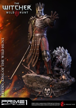 Witcher 3 Wild Hunt Statue Eredin 6