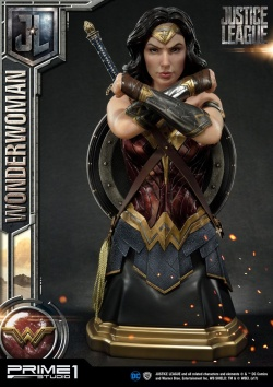 Justice League - Bust Wonder Woman