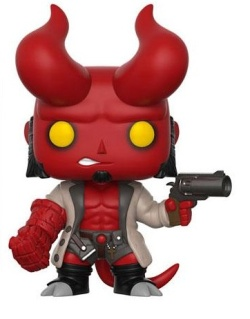 Hellboy - POP! Movies Figure Hellbo