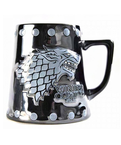 Game of Thrones - korbel Stark 650