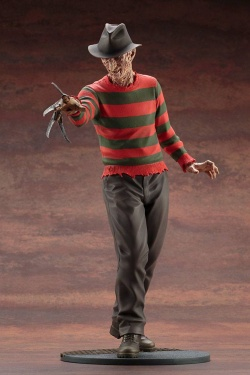 Nightmare on Elm Street - ARTFX Statue 1/6 Freddy Krueger 27 cm | Figures.cz