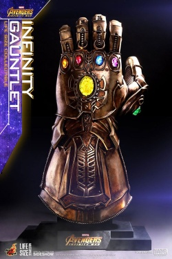 Avengers Infinity War - Life-Size M