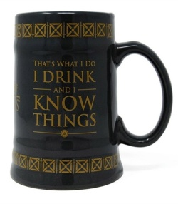 Game of Thrones - korbel I Drink an