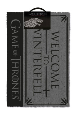 Game of Thrones - rohožka Welcome t