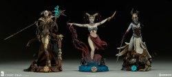 Court of the Dead - PVC Statue Gethsemoni - Queens Conjuring 25 cm | Figures.cz