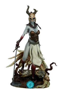 Court of the Dead - PVC Statue Kier