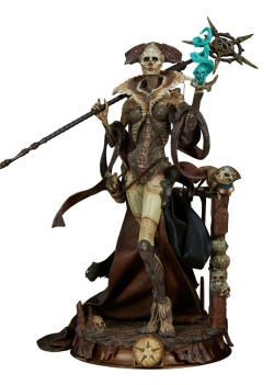 Court of the Dead - PVC Statue Xial