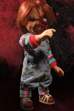 Childs Play 3 - panenka Pizza Face