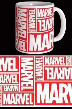 Marvel Comics - hrnek Multiple Logo