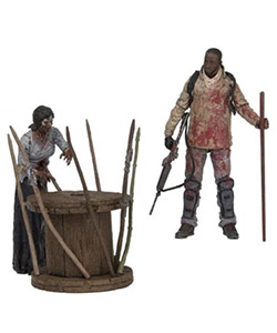 The Walking Dead - Deluxe Box Morga