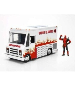 Deadpool - Diecast Model 1/24 Deadp