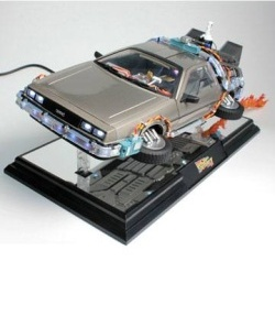 Back to the Future II - Floating Mo