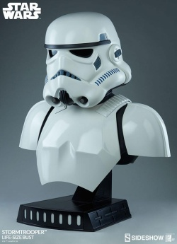 Star Wars - Bust 1/1 Stormtrooper 6