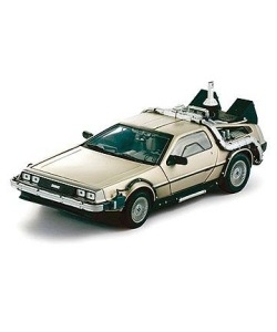 Back to the Future II 1/18 DeLorean