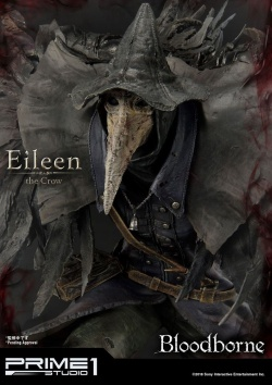 Bloodborne The Old Hunters Statue Eileen The Crow 70 cm | Figures.cz