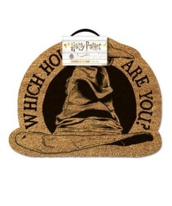 Harry Potter - rohožka Sorting Hat