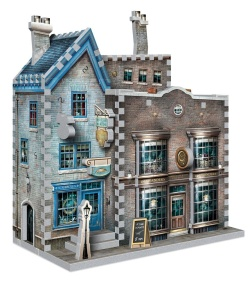 Harry Potter - 3D Puzzle Ollivander