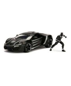 Marvel Diecast Model 1/24 Black Pan