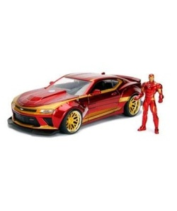 Marvel Diecast Model 1/24 Iron Man