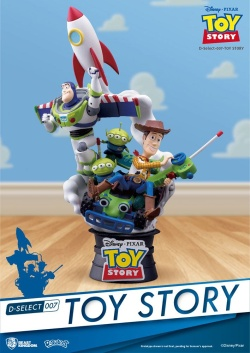 Toy Story - D-Select PVC Diorama 15