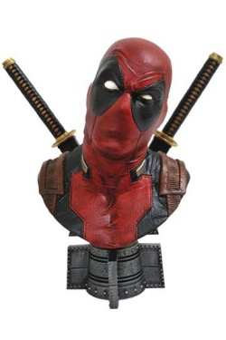 Deadpool - Legendary Comics Marvel