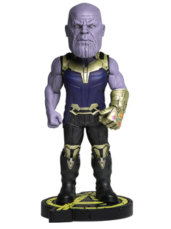 Avengers Infinity War - Head Knocke