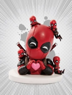 Deadpool Marvel Comics - Mini Egg A
