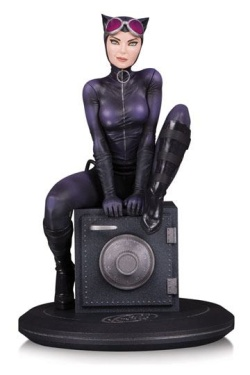 Batman - DC Cover Girls Statue Catw