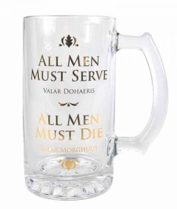 Game of Thrones - korbel All Men 500 ml | Figures.cz