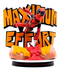 Marvel Q-Fig MAX Diorama - Deadpool