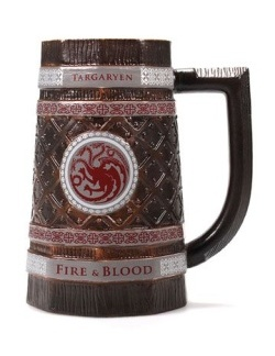 Game of Thrones - korbel Targaryen