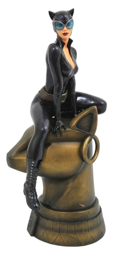 DC Gallery - PVC Statue Catwoman 23