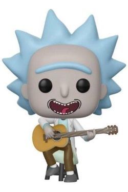 Rick and Morty - POP! Animation Vin