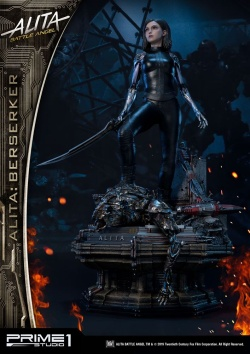 Alita: Battle Angel Statue 1/4 Alit