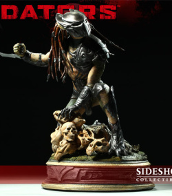 Predators Maquette - The Falconer P