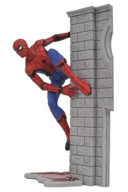 Spider-Man Homecoming - Marvel Gallery PVC Statue Spider-Man 25 cm | Figures.cz