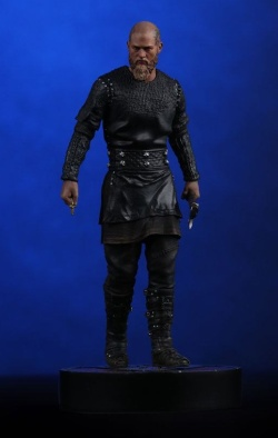 Vikings - Statue King Ragnar 23 cm