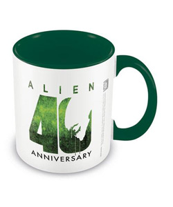 Alien - hrnek 40th Anniversary 315