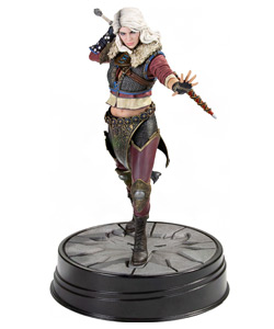 Witcher 3 Wild Hunt - PVC Statue Ci