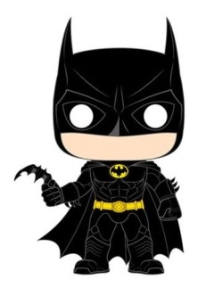 Batman - 80th POP! Heroes Vinyl Fig