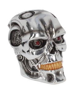 Terminator 2 - Wall Art T-800 Head
