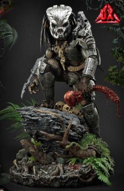 Predator - Statue Big Game Cover Ar