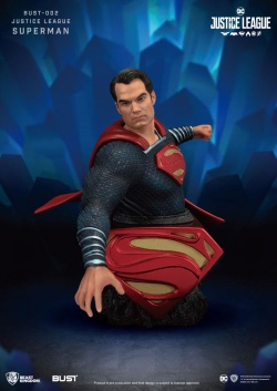 Justice League - PVC Bust Superman