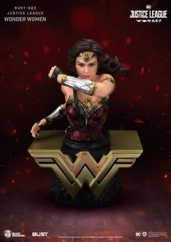 Justice League - PVC Bust Wonder Wo