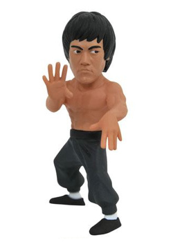 Bruce Lee - figurka D-Formz PVC Mini (No.2) 8 cm | Figures.cz